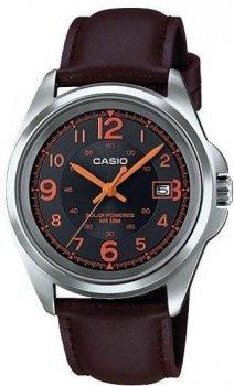Наручний чоловічий годинник Casio MTP-S101L-1BVDF