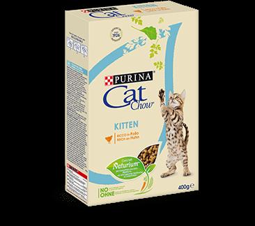Сухой корм для котят Cat Chow Kitten с курицей 400 г (300400)