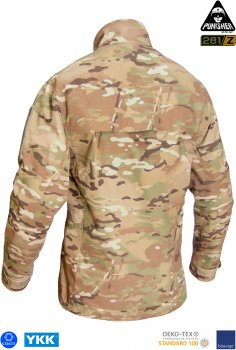 Куртка полевая P1G-Tac Punisher Combat Jacket-Light Weight XL MTP/MCU camo (2000980433476)