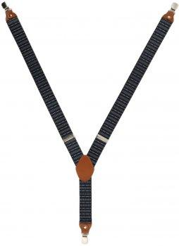 Подтяжки Trаum 8510-35 Серо-черные (8510-35)
