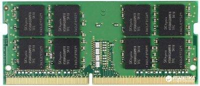 Оперативна пам'ять Kingston SODIMM DDR4-2400 16384MB PC4-19200 (KCP424SD8/16)
