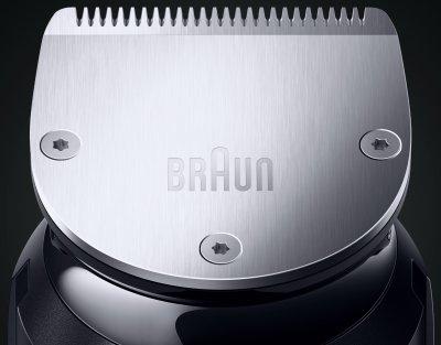 Набор для стрижки BRAUN MGK7220 + бритва Gillette