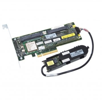 RAID контролер HP RAID-Контролер Smart Array P400 8-CH/256MB/SAS/PCI-E (441823-001) Refurbished