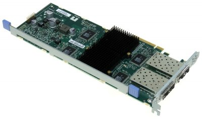 Контролер NetApp Netzwerkadapter Quad Port 10GbE SFP+ PCI-E (111-00626) Refurbished