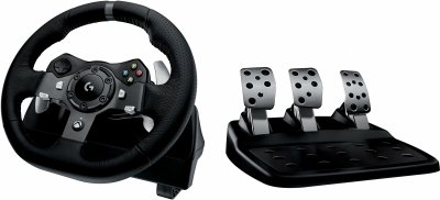 Дротовий кермо Logitech G920 Driving Force PC/Xbox (941-000124)