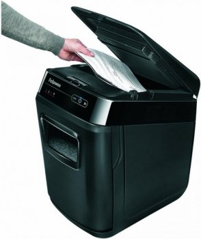 Шредер Fellowes Automax 200C