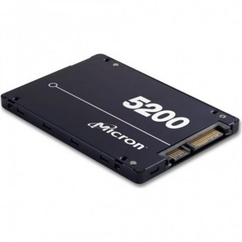 "Накопичувач SSD 2.5"" SATA 240GB Micron 5200 Max (MTFDDAK240TDN-1AT1ZABYY)"