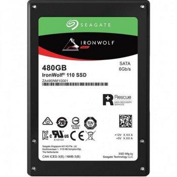 "Накопичувач SSD 2.5"" SATA 480GB Seagate IronWolf 110 (ZA480NM10011)"