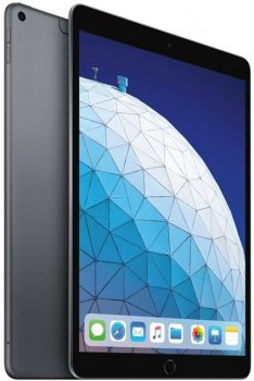 "Планшет Apple iPad Air 10.5"" Wi-Fi + Cellular 64GB Space Gray (MV0D2RK/A)"