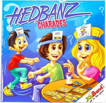 Настільна гра JoyBand для дітей 7-15 років Що я роблю? (23750) (4897021195893)