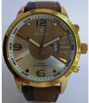 Мужские часы Slava SL10086GBWSF