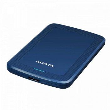 """Зовнішній жорсткий диск 2.5"""" 1TB ADATA (AHV300-1TU31-CBL)"""