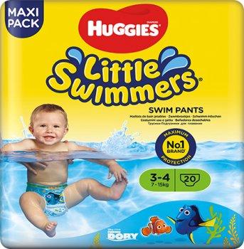Подгузники-трусики Huggies Little Swimmers 3-4, 7-15 кг 20 шт (5029053535852)