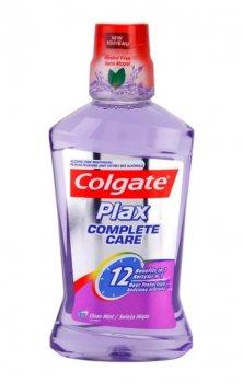 Colgate Plax Complete Care рідина для полоскання рота для повноцінного захисту зубів (500 мл)