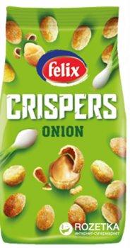 Арахіс Felix у хрусткій оболонці зі смаком зеленої цибулі 125 г (5900571052871)