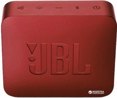 Акустична система JBL Go 2 Red (JBLGo2RED)
