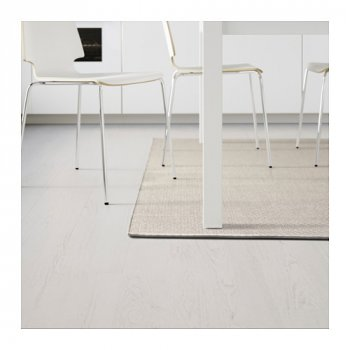 Килим IKEA MORUM 200x300 см безворсовий для будинку і вулиці бежевий 801.982.95
