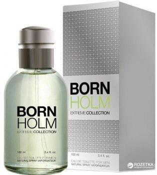 Туалетная вода для мужчин Vittorio Bellucci Exclusive Holm Born Etreme 100 мл (5907619857597)