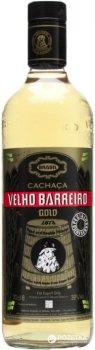 Кашаса Velho Barreiro Gold 0.7 л 39% (7896050200407)
