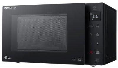 Мікрохвильова піч LG NeoChef Smart Inverter MH6336GIB