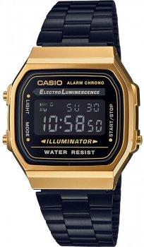 Чоловічі годинники Casio A168WEGB-1BEF