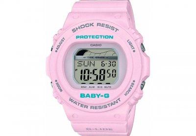 Дитячі годинники Casio BABY-G BLX-570-6ER
