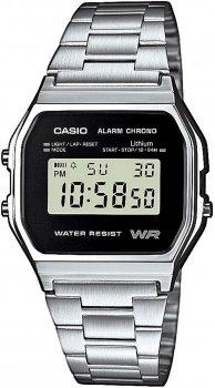 Чоловічі годинники Casio A158WEA-1EF