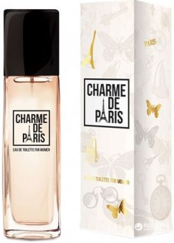 Туалетная вода для женщин Vittorio Bellucci Fragrance Charme de Paris 100 мл (5901468904679)