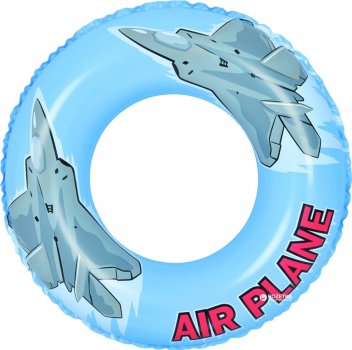 Круг надувний Jilong 47256 61 см Air Plane (JL47256_air_plane)
