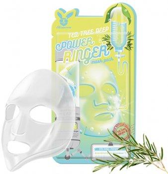 Маска для проблемной кожи Elizavecca Tea Tree Deep Power Ringer Mask Pack 23 мл (8809520941907)