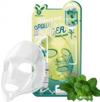 Маска с экстрактом центеллы Elizavecca Centella Asiatica Deep Power Ringer Mask Pack 23 мл (8809317961156/8809520941877)