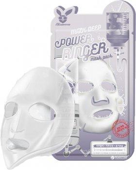 Маска Молочно-цветочная Elizavecca Milk Deep Power Ring Mask Pack 23 мл (8809317961095/8809520941853)