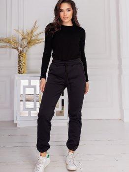 Спортивные штаны ISSA PLUS 12325 Черные