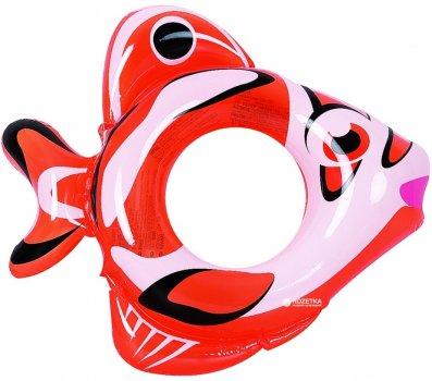 Круг надувний Jilong 47215 69 x 80 x 17.5 см Червоний (JL47215_red)