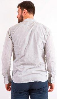 Рубашка Remix 008-5 Светло-серая