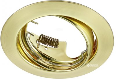 Точковий світильник Trio Jura Золото (650100108)