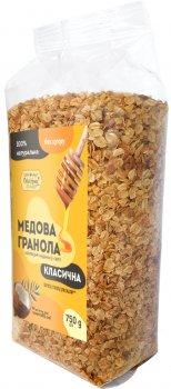 Гранола Oats&Honey Классическая 750 г (4820013333867)