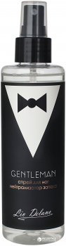 Спрей для ног Liv Delano Gentleman Нейтрализатор запаха 200 мл (4811248007517)