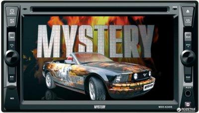 Автомагнитола 2-DIN Mystery MDD-6240S
