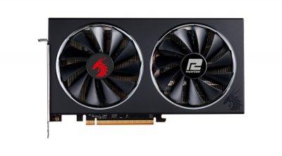 Відеокарта AMD Radeon RX 5600 XT 6GB GDDR6 Red Dragon PowerColor (AXRX 5600XT 6GBD6-3DHR/OC)