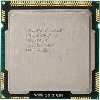 Б/У, Процесор, Intel Core i3-530, LGA1156, 2.93 GHz, 4 МБ, 1333 Mhz, s1156