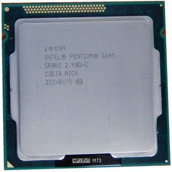 Б/У, Процесор, Intel Pentium g645, 2 ядра, 2.9 GHz