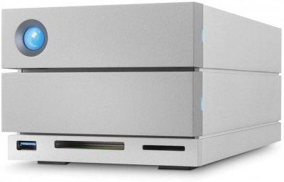 "Жорсткий диск LaCie 2 Big Dock Thunderbolt 3 8 TB STGB8000400 3.5"" Thunderbolt External"