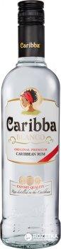 Ром Caribba Blanco 1 л 37.5% (4740050006268)