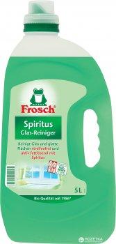 Очисний засіб для скла Frosch спиртовий 5 л (4001499116124)