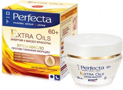 Крем-масло для лица Perfecta Pharma Group Japan Extra Oils 60+, 50 мл (5900525034892)