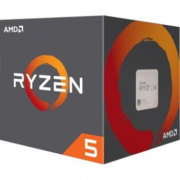 Процесор AMD Ryzen 5 1500X 3.5-3.7 GHz (YD150XBBAEBOX) AM4 BOX