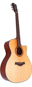 Гитара акустическая Alfabeto Solid AMS40 NT + bag (17-5-41-6)