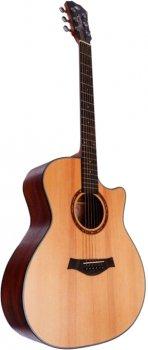 Гитара акустическая Alfabeto Solid AMS40 ST + bag (17-5-41-4)