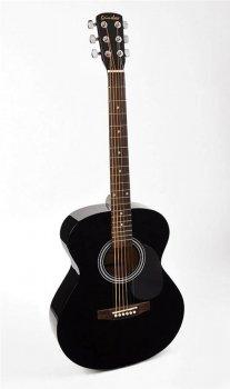 Гитара акустическая Nashville GSA-60-BK (17-5-40-10)
